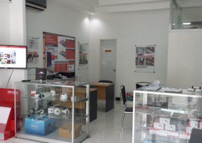 CCTV Install Showroom Pasig Manila