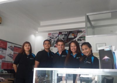 ZMP CCTV Security Team