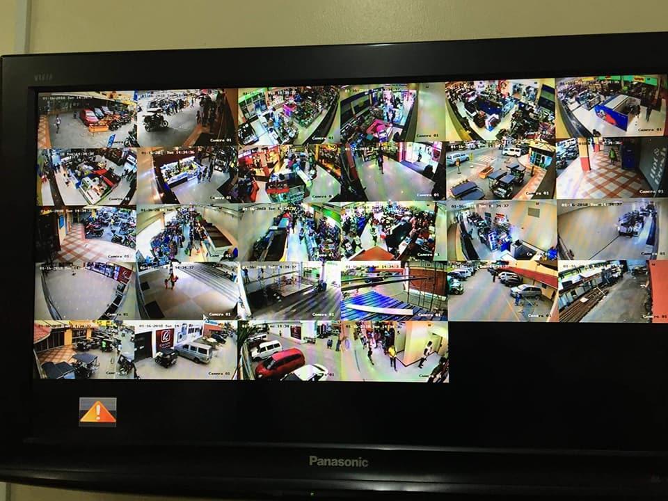 Tanay Town Center Cameras